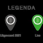 Legenda customer view